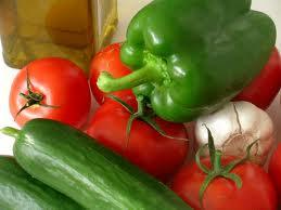 Gazpacho ingredienser