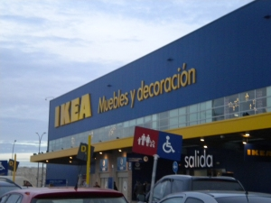 IKEA i Madrid