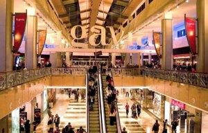La Gavia köpcentrum